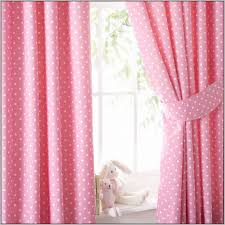 Sheer Pink Curtains Sheer Pink Polka Dot Curtains Uncategorized Home Decorating