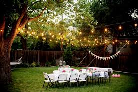 simple outdoor decorations decorating of