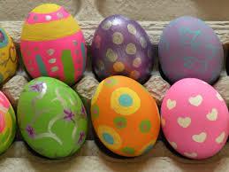 styrofoam easter eggs how to paint easter eggs cynthia s 24 carrots