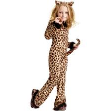 girls halloween costumes amazon com child pretty leopard costume medium 8 10 toys u0026 games