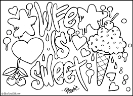 chic design printable coloring pages for teens emejing teenage