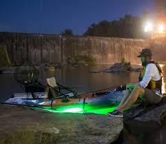 Kayak Night Lights Fresh Catch Nocqua Lights Kayak Angler Magazine Rapid Media