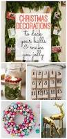 diy christmas decorations to deck your halls my life and kids