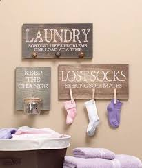 Laundry Room Signs Decor Rustic And Diy Able Laundry Rooms Signs C R A F T S