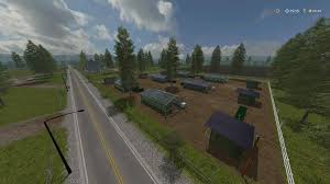 Town Maps Usa by Small Town Usa V3 Map Farming Simulator 2017 17 Ls Mod