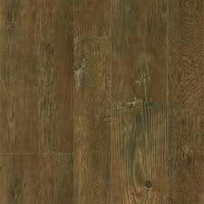 12mm Laminate Flooring With Pad by Landmark Series Random Width River Cypress