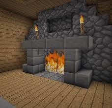 How To Make Decorations In Minecraft How To Make A Fireplace That Won U0027t Burn Your House Down In