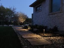 Custom Landscape Lighting by Led Landscape Lighting Remedy Outdoor