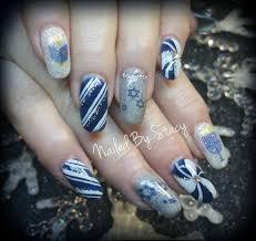 hanukkah nail hanukkah nails nail gallery