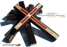 Decorative Wooden Crosses For Wall Decorative Wooden Crosses For Wall Hanging Usa Made