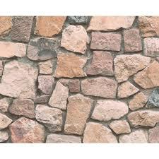 Stone Wall Mural As Creation Stone Wall Pattern Brick Textured Mural Wallpaper 692412