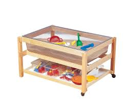 water table with cover childcraft sand and water table white specialty canada