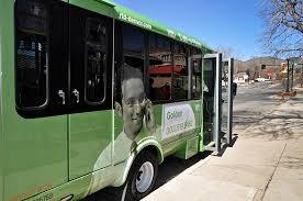 Community call n ride bus city of golden colorado