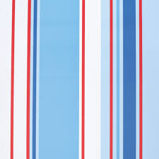 holden décor paige blue red u0026 white striped wallpaper