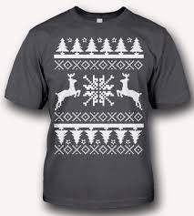reindeer escape t shirt sweater t shirts