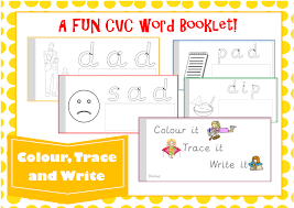 Printable Cvc Worksheets Resources Epicphonics Com