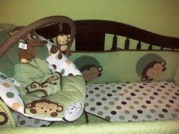 Sock Monkey Baby Bedding Sock Monkey Curtains U2014 Jen U0026 Joes Design Funky Nursery Monkey