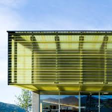 Curtain Walls Represent Polycarbonate Panel Polycarbonate Panel All Architecture And