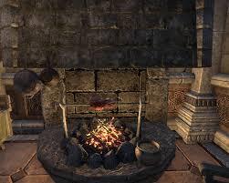 player built provisioning station fireplace u2014 elder scrolls online