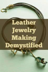 best 25 leather jewelry tutorials ideas on pinterest diy