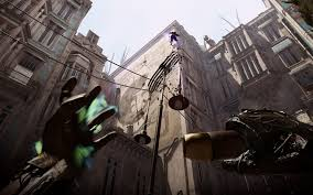 Dishonored Map Dishonored Death Of The Outsider New Trailer Focuses On Billie
