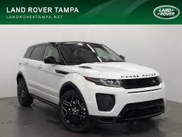 wheels land rover 2018 new 2018 land rover range rover evoque hse dynamic in ta fl vin
