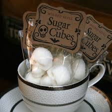 where to buy sugar cubes skull sugar cubes 6 bags of four skulls gift