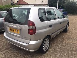 mitsubishi space star 1 3 manual 2002 good runner good condition