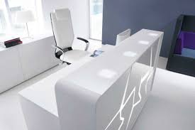 Black Reception Desk Desk Stunning Ideas For Beauty Salon Reception Desk With Modern