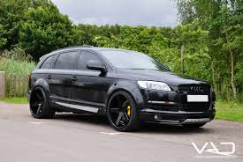 Audi Q7 Black Edition - audi q7 black wheels 2015 audi q7 with black rims johnywheels