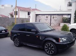 range rover sport modified chemon loa 2008 land rover range rover sport specs photos