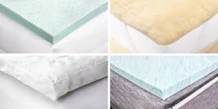 9 Best Mattress Toppers 11 Best Mattress Toppers In 2017 Mattress Pads With Foam And