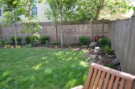 Landscape Ideas For Backyards With Pictures Cool Backyard Corner Landscaping Ideas Garden Decors
