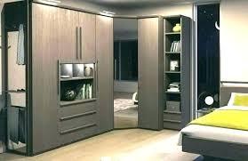 meuble pour chambre adulte armoire pour chambre armoire de rangement de chambre de patient 2