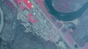 Alberta Wildfire Satellite Images by Fort Mcmurray Fire From Space Before And After Cnn
