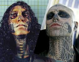 Judge Dredd Halloween Costume 2013 Bme Tattoo Piercing Body Modification