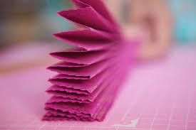 diy fans diy tutorial pretty paper fans rock n roll