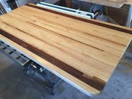 maple butcher block table top forever joint maple walnut mix butcher block top 1 1 2 x36 x 48