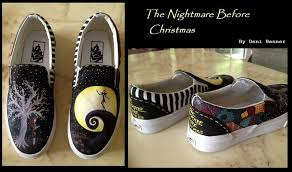 the nightmare before shoes by danibanner on deviantart