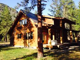 methow valley builders goat creek cabins modern cabin style home in mazama