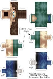 images of minecraft papercraft hd sc