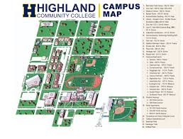 Colleges In Ohio Map by The Official Athletic Website Of Highland Community College
