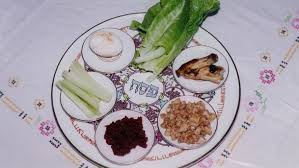 seder plate ingredients what is a seder plate what goes on a seder plate for passover