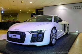 audi philippines 2017 audi r8 v10 plus launched in the philippines auto industry