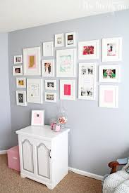 Pink Craft Room - home office makeover reveal two twenty one