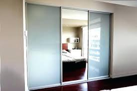 Mirror Closet Door Replacement Glass Closet Door Aypapaquericoinfo Glass Closet Door Sliding