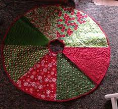 Quilted Christmas Tree Skirts To Make - tree skirt tutorial yeah like i u0027m actually going to get a new