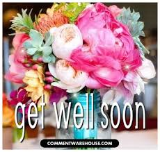 get well soon flowers get well soon flower bouquet comments pics quotes graphics