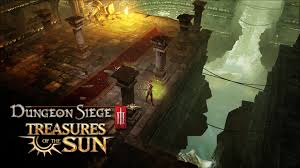 donjon siege 3 dungeon siege iii treasures of the sun dlc coming october neoseeker
