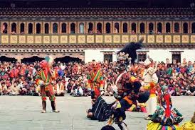 what are the festivals celebrated in bhutan and when is the best